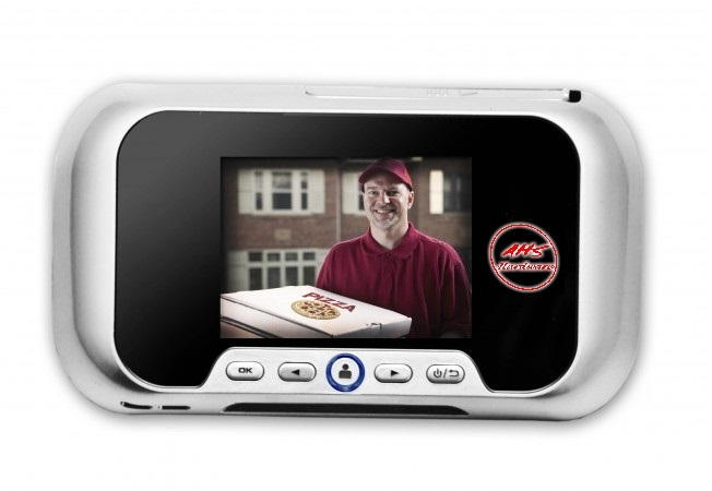 Digital-Door-Viewer-with motion sensor