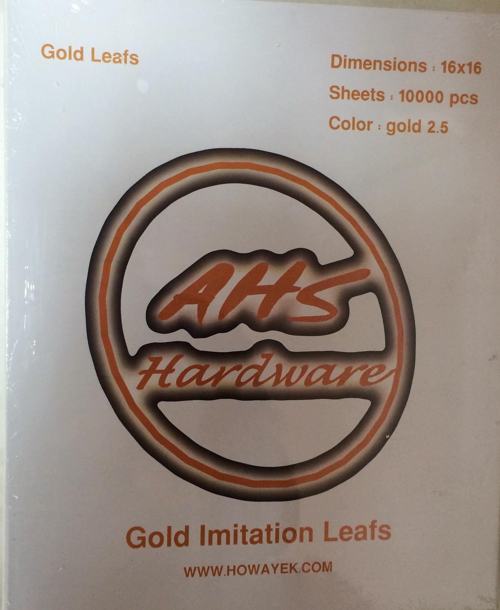 gold leafs