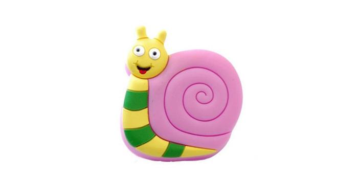 Pink knob