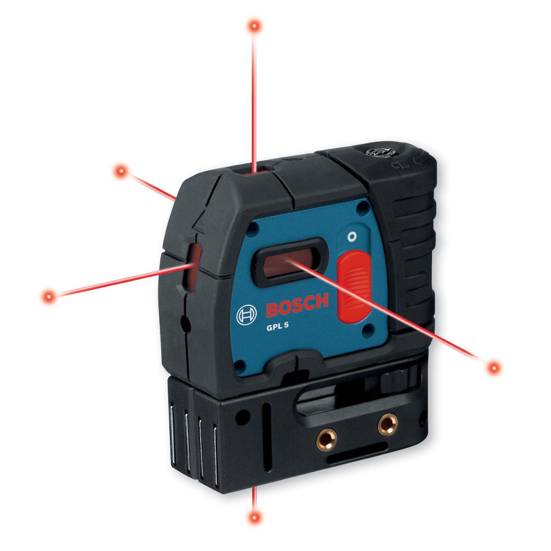 Point laser