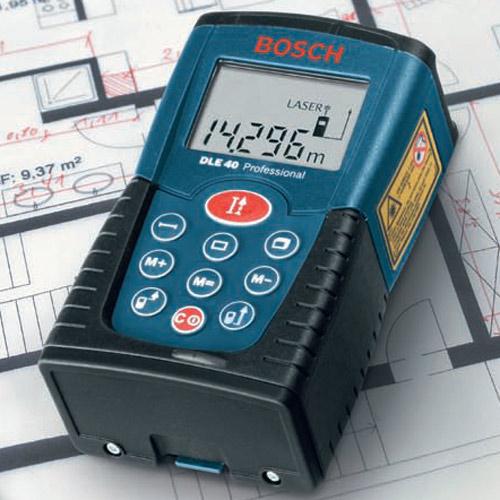 Laser-Meter