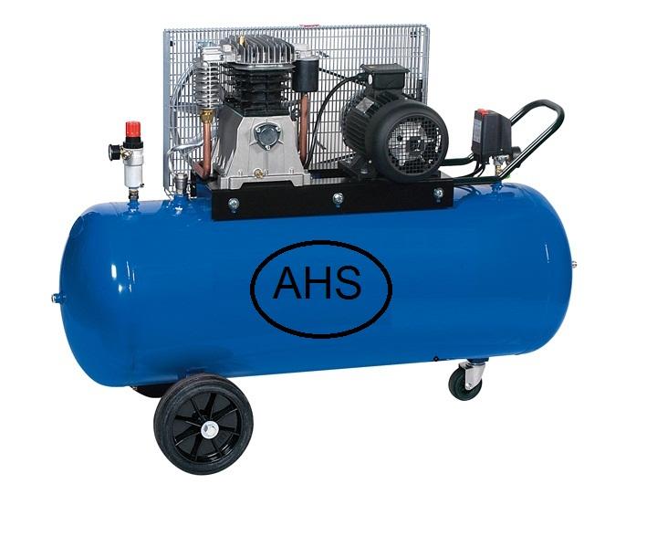 100 L aircompressor