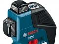 Laser for elevation